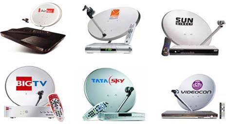 DTH-Service-Providers