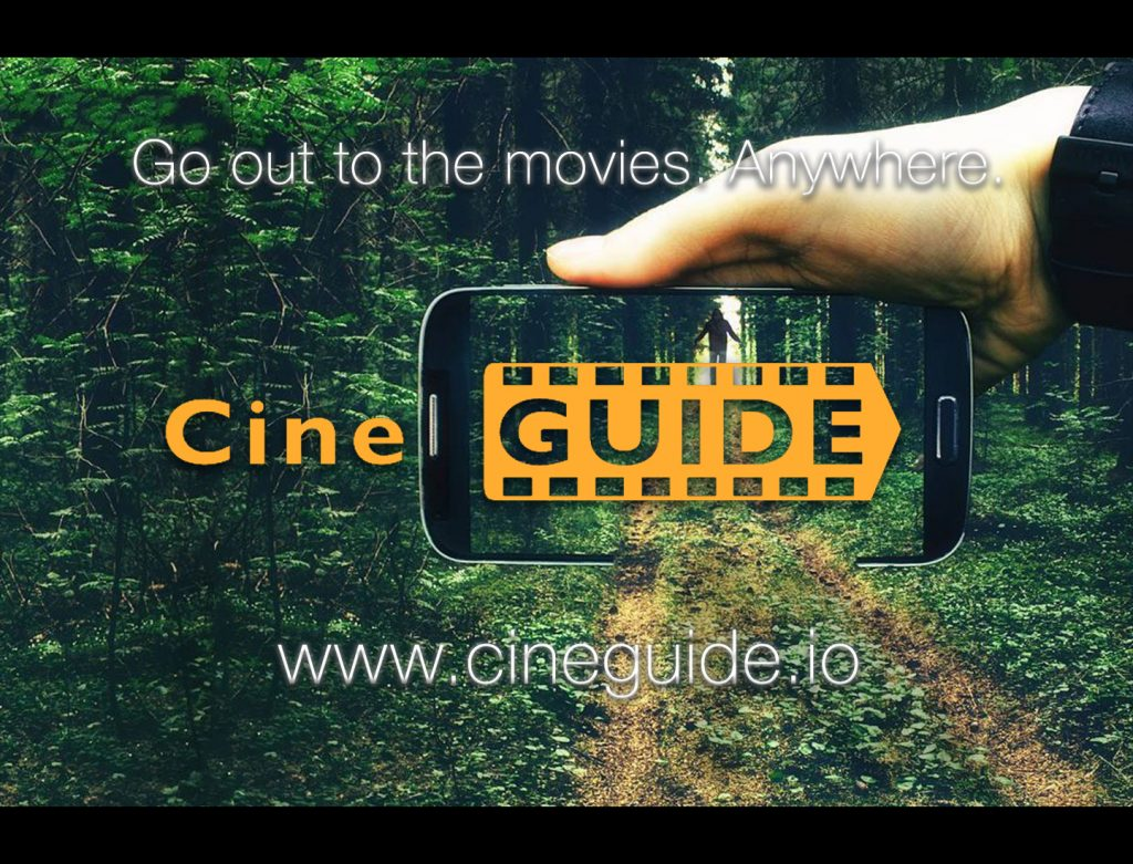 Cineguide - Mobile Augmented Reality Application